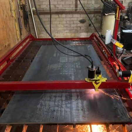 Our new Plasma Fabrication.