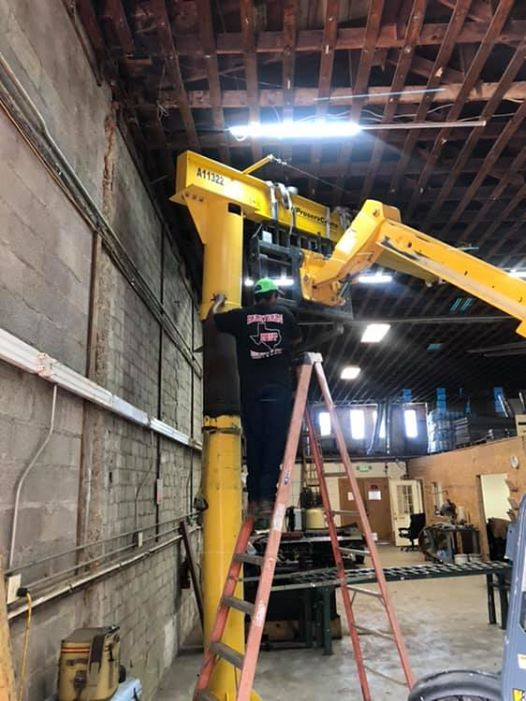 We Can Install Cranes