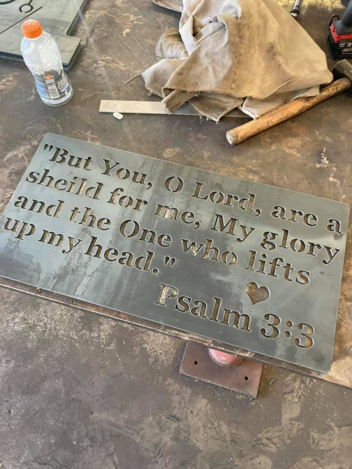 You Oh Lord are a Shield
